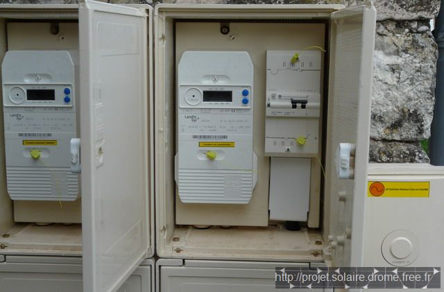projet d 39 installation photovolta que 36kw en dr me provencale. Black Bedroom Furniture Sets. Home Design Ideas